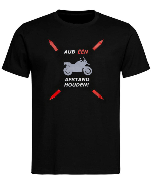 Motorplaza Corona T-Shirt (opbrengsten gaan naar het Rode Kruis)