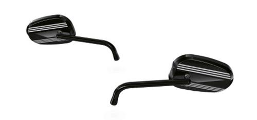 BMW R 18 Set spiegels Machined