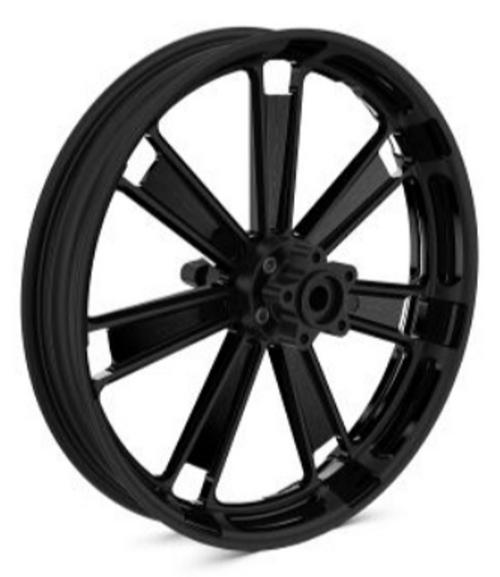 BMW R 18 2-Tone-zwart set wielen 3.00x19 voor 5.00x16 achter