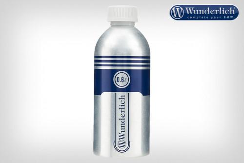 Wunderlich Aluminium fles 600 ml - zilver