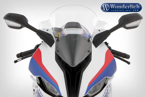 Wunderlich S 1000 RR Windscherm »ENDURANCE PRO« - Transparant