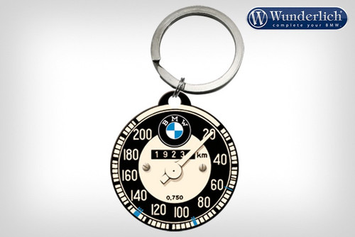 Wunderlich Ronde sleutelhanger BMW snelheidsmeter