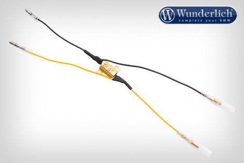 Wunderlich Adapterkabel weerstand 5W 39 Ohm