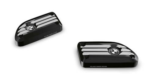 BMW R 18 Set Deksels Rem en Koppeling Reservoir Machined