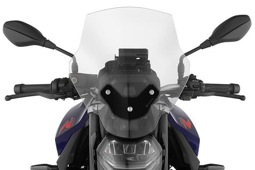 Wunderlich F 900 R Windscherm »MARATHON« - Transparent
