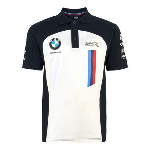 BMW Motorrad Polo Shirt World SBK Team