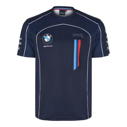 BMW Motorrad Shirt World SBK Team blauw