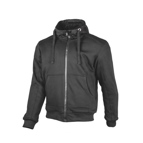GMS Hoodie Grizzly zwart