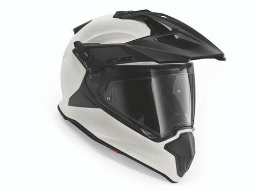 BMW Helm GS Carbon Evo light white