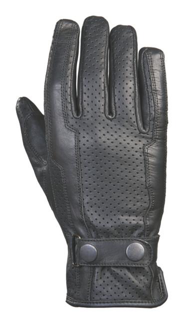 Handschoen GMS Parma zwart