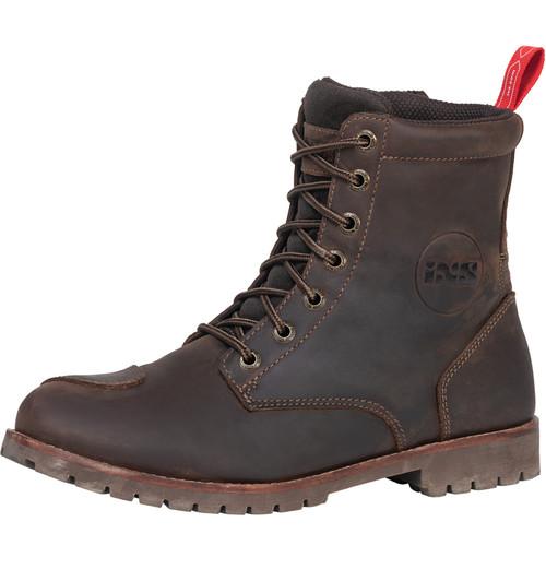 Schoen IXS Classic Oiled leather bruin