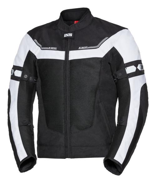 Jas IXS Levante 2.0 zwart wit