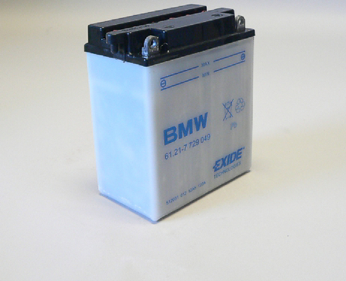BMW EXIDE Accu 12AH