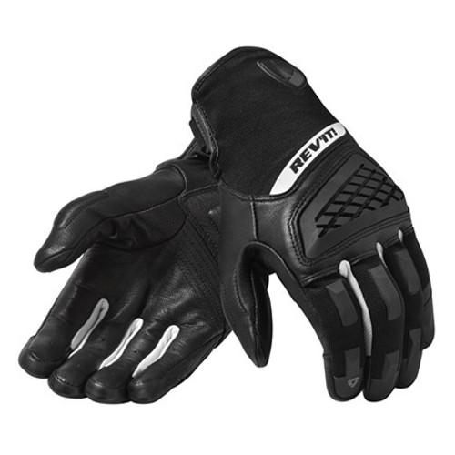 Handschoen Revit Neutron 3 zwart wit