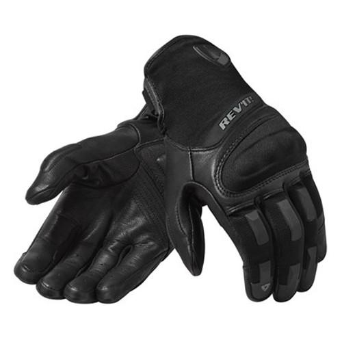 Handschoen Revit Striker 3 zwart