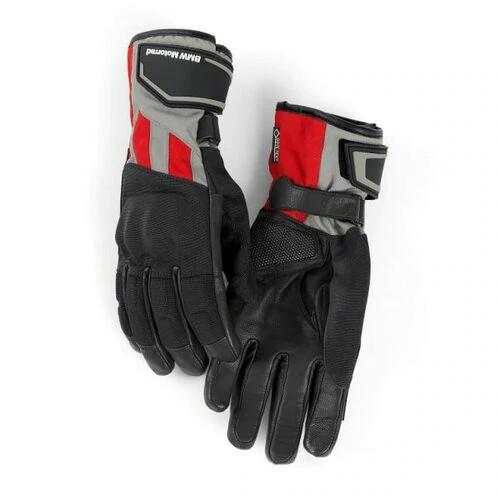 Handschoen BMW GS Dry Gore-Tex rood Dames