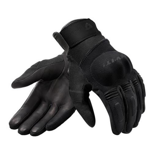 Handschoen Revit Mosca H20o zwart