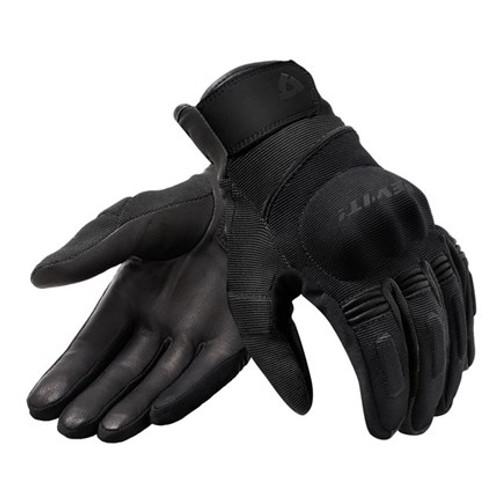 Handschoen Revit Mosca H2o zwart