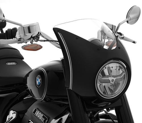 Wunderlich BMW R 18 Sport windscherm helder