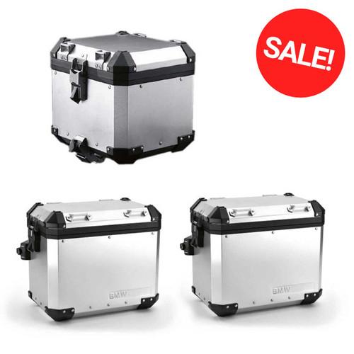 Aluminium Travel pack: extra voordelige 3-delige kofferset