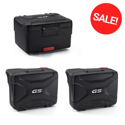 Vario Travel Pack: Extra voordelige 3-delige Vario kofferset Zwart