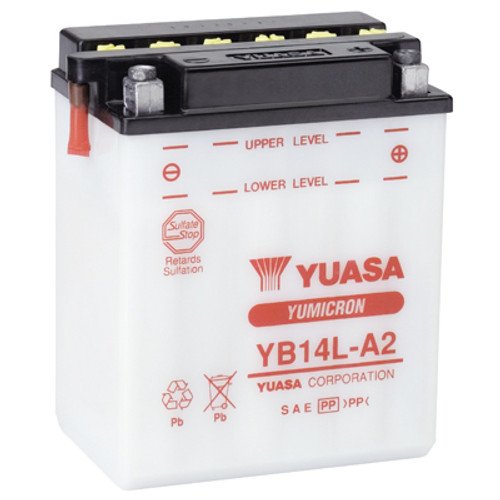 Accu Yuasa YB14L-A2