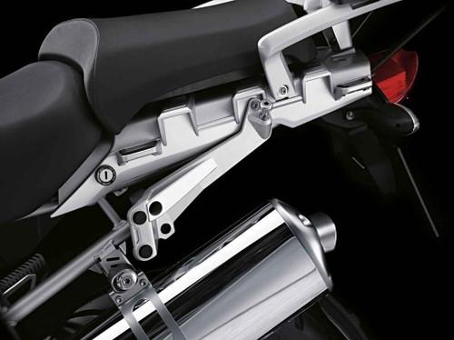 BMW R 1200 GS bagagerek variokoffers