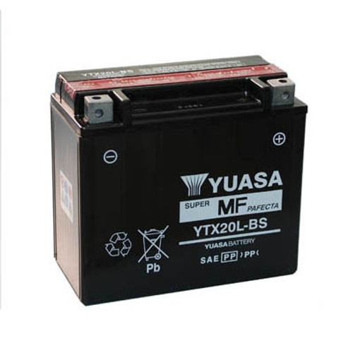 Accu Yuasa YTX20L-BS