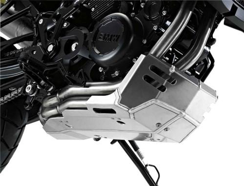 BMW Aluminium motorbescherming