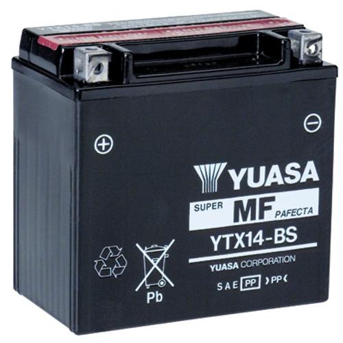 Accu Yuasa YTX14-BS (YTX14BS)