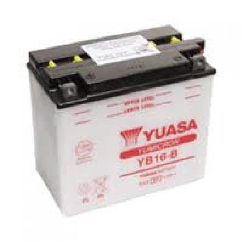 Accu Yuasa YB16-B (YB16B)