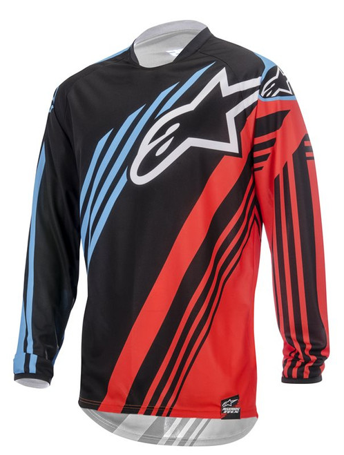Crossshirt Alpinestars Youth Racer Supermatic