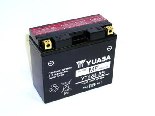 Accu Yuasa YT12B-BS (YT12BBS)