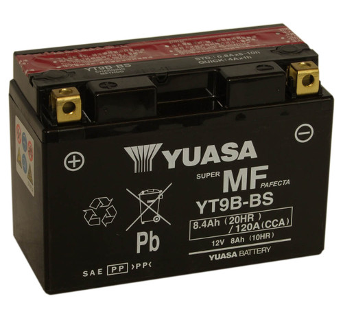 Accu Yuasa YT9B-BS
