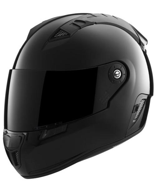 Schuberth SR1 motorhelm zwart (130 1036 101)