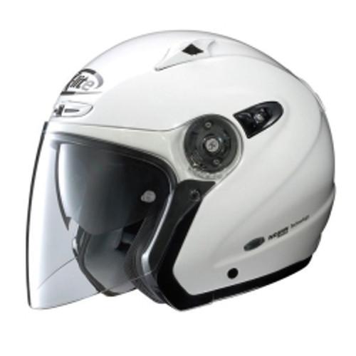Helm X-lite X-402 Elegance metal wit (X40203)