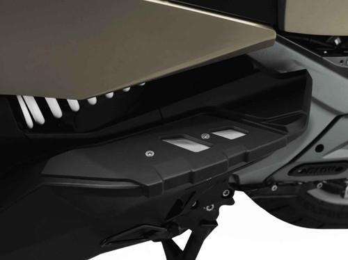 BMW C 650 GT Treeplankopzetstuk chroom rechtsachter