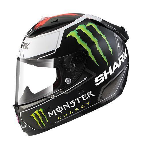 Helm Shark Race-R Pro Lorenzo Monster