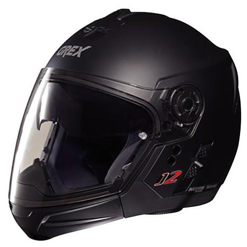 Helm Grex J2 Pro Kinetic zwart (J2PRO13)
