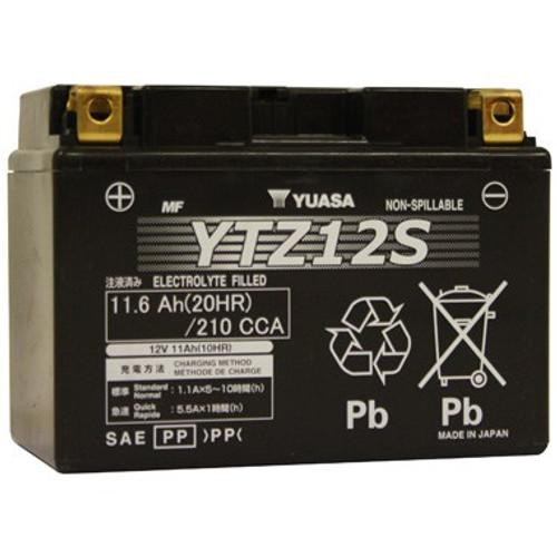 Accu Yuasa YTZ12-S