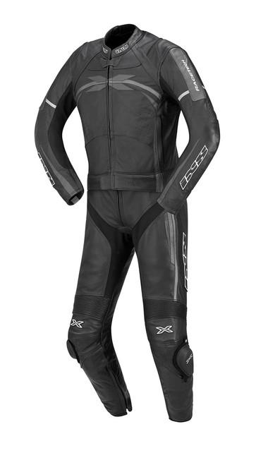 Combi IXS Camaro zwart-titan-grijs (X70012-389)