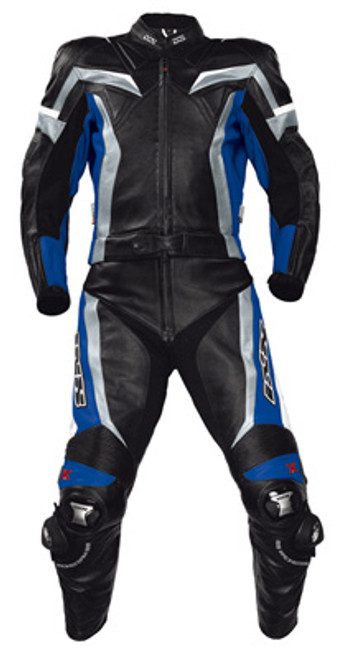Combi IXS Firestroke Zwart/Blauw