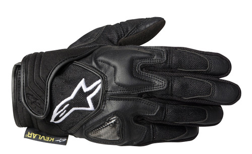 Handschoen Alpinestars Scheme Kevlar zwart (3502612-10)