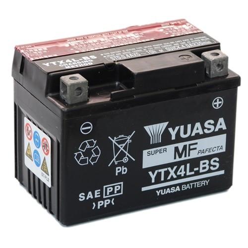Accu Yuasa YTX4L-BS