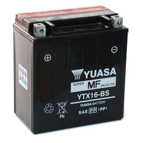 Accu Yuasa YTX16-BS