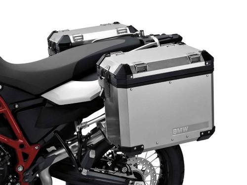 bmw f 800 aluminium koffer rechts