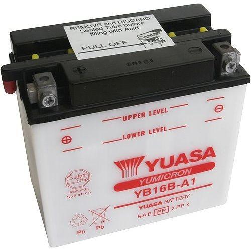 Accu Yuasa YB16B-A1 (YB16BA1)