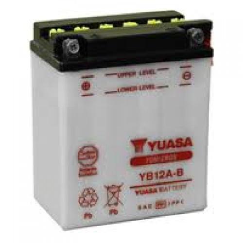Accu Yuasa YB12A-B (YB12AB)