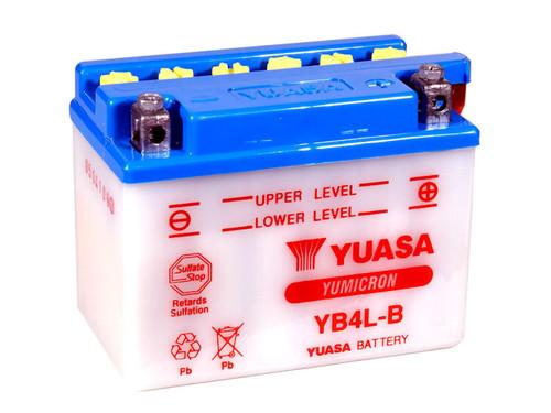 Accu Yuasa YB4L-B