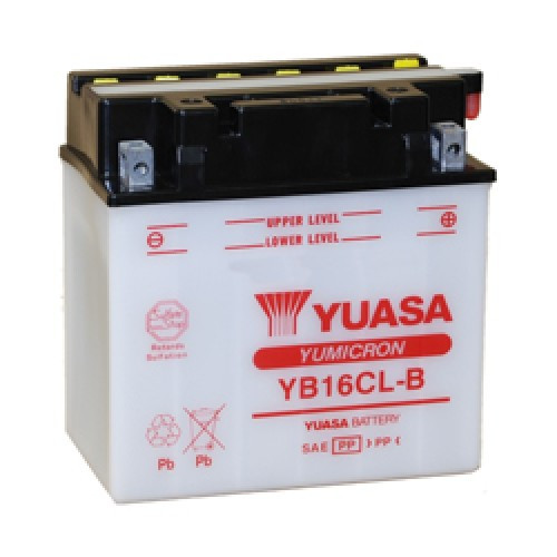 Accu Yuasa YB16CL-B (YB16CLB)